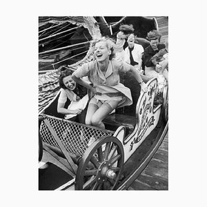 Fair Fun Print by Kurt Hutton