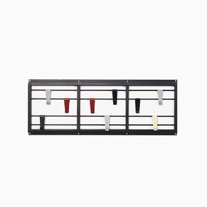 Metal Coat Rack by Tjerk Reijenga for Pilastro, 1960s