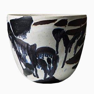 Portaoggetti in ceramica di Mogens Andersen, Danimarca, anni '90