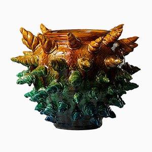 Swedish Stoneware Vase by Tina Reuterberg, 1990s
