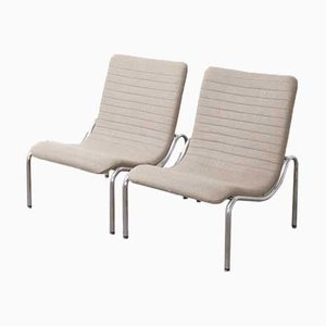 Lounge Chairs by Kho Liang Ie for Stabin, 1960s, Set of 2