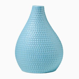Mid-Century Swedish Ceramic Reptile Vase by Stig Lindberg for Gustavsberg, 1953