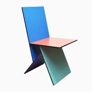 Chaise de Salon en MDF et Mélamine par Verner Panton pour Ikea, 1993