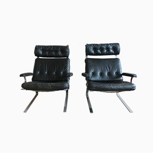 German Armchairs by Reinhold Adolf, 1960s, Set of 2