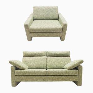 Conseta 2-Seater Sofa & Armchair from Cor, 1980s