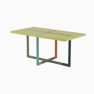 Tavolo da pranzo Crossing di Martin Holzapfel