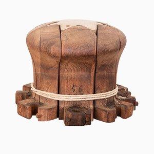 Forma per cappelli vintage, anni '20