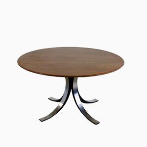 Table d'Appoint par Osvaldo Borsani pour Tecno, Italie, 1963