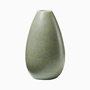 Modernist Stoneware Vase by Erich and Ingrid Triller, 1950s