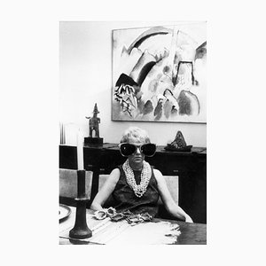 Peggy Guggenheim Print from Galerie Prints