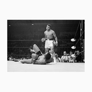 Heavyweight Champion Ali Print by Bettmann