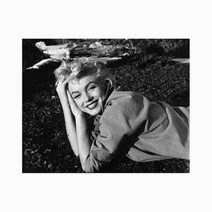 Marilyn Monroe Print by Baron