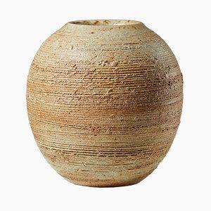 Mid-Century Japanese Stoneware Vase, 1960s
