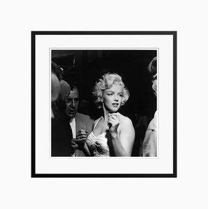 Marilyn Monroe Druck von Murray Garrett