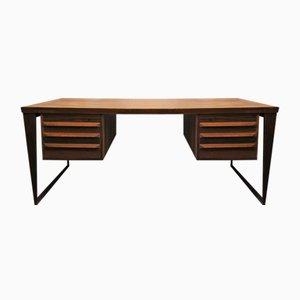 Dänischer Schreibtisch aus Palisander von Kai Kristiansen für Feldballes Møbelfabrik, 1950er