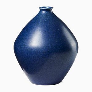 Vintage Swedish Tobo Vase by Erich and Ingrid Triller, 1950s