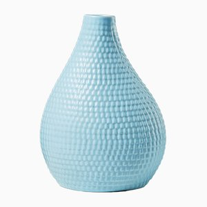 Stoneware Reptile Vase by Stig Lindberg for Gustavsberg, 1950s