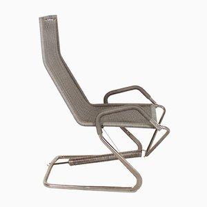 Chaise D36 Floating par Jean Prouvé pour Tecta, Allemagne, 1990s
