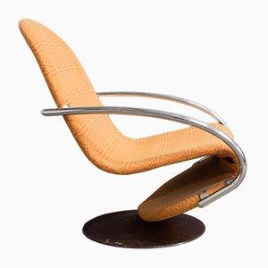 Sessel aus der 1-2-3 Serie von Verner Panton, 1973