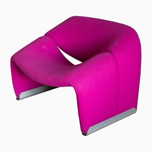 F598 Easy Chair by Pierre Paulin for Artifort, 1972