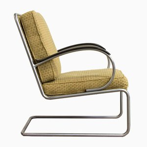 Easy Chair 409 by Willem H. Gispen for Gispen Culemborg, 1930s