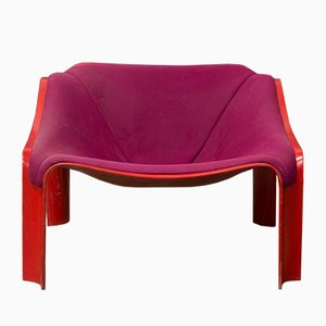 F303 Lounge Chair by Pierre Paulin for Artifort, 1963