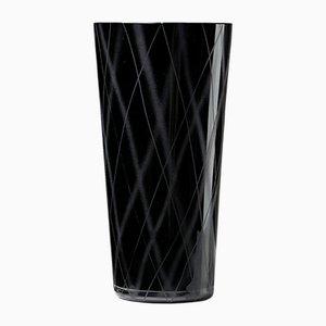 Vaso in vetro di Ingegerd Råman per Orrefors, Svezia, inizio XXI secolo