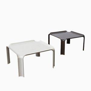 Table d'Appoint Modèle 877 par Pierre Paulin pour Artifort, 1967