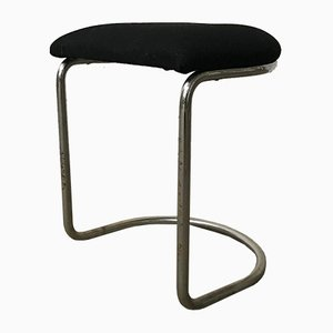 Vintage Tabouret by Willem H. Gispen for Gispen Culemborg, 1930s