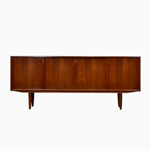 Mid-Century Danish Teak Sideboard from Omann Jun, 1960s