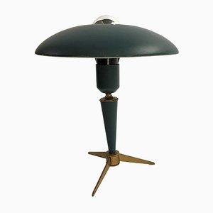 Moderne Mid-Century Tischlampe von Louis C. Kalff für Philips, 1950er