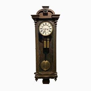 Horloge Antique en Bois, Allemagne