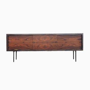 Modernes skandinavisches Mid-Century Sideboard aus Palisander, 1960er