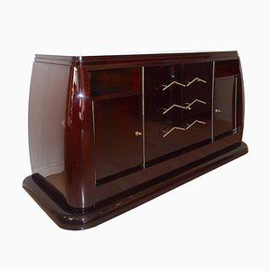 Art Deco Sideboard by Hubert Martin et Ploquin for Marber, 1930s