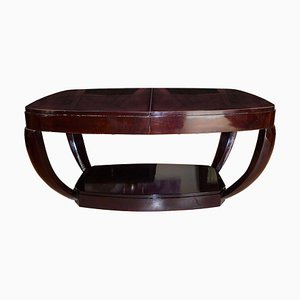 Art Deco Dining Table by Hubert Martin et Ploquin for Marber, 1930s