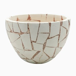 Vase ou Bol Opus par Gaetano Di Gregorio