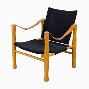 Triva Safari Chair by Elias Svedberg for Nordiska Kompaniet, 1960s