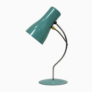 Chrome Plated Table Lamp by Josef Hurka for Napako, 1960s