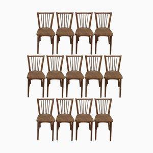 Chaise de Bistrot Vintage de Baumann, France, 1970s