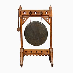 Victorian Gothic Revival Dinner Gong