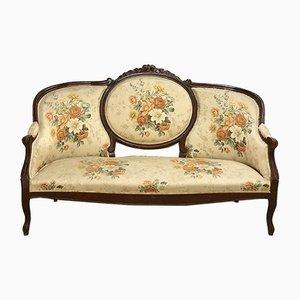 Vintage Isabelino Sofa, 1930s