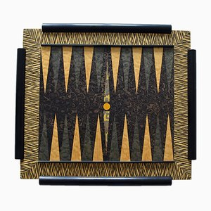 Backgammon Table, 1980s