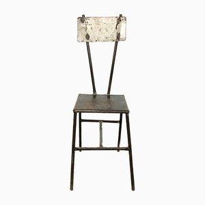 Mid-Century Iron Garden Chair, 1960s