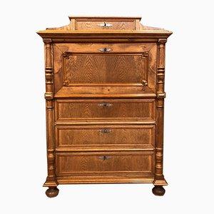 Antiker Sekretär aus Holz