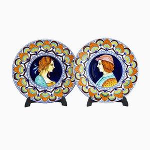 Decorative Plates, 1970s