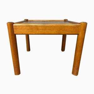 Mid-Century Danish Teak Coffee Table from Domino Möbler, 1960s