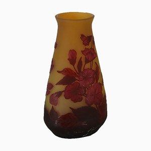 Vaso antico in vetro, Francia