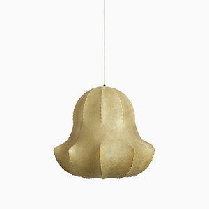 Lámpara de techo Cocoon italiana Mid-Century, años 60