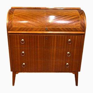 Secretaire Mid-Century in legno, anni '60