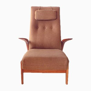 Teak Rock & Rest Armchair from Gimson & Slater, 1960s